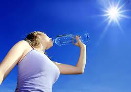 Água faz bem à saúde
