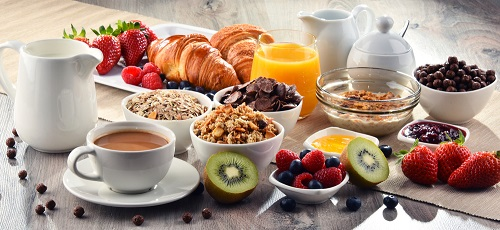Dicas saudáveis para comer no café da manhã