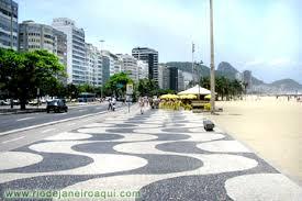 Aluguel temporada em Copacabana