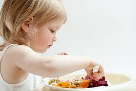 Como incentivar a alimentação saudável nas crianças