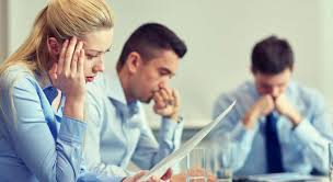 Tá desmotivada no trabalho?