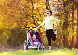 Como voltar à forma depois da gravidez?
