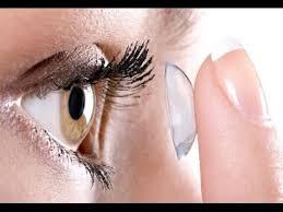 Segurança e comodidade no uso de lentes de contato