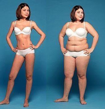 A obesidade e as meninas