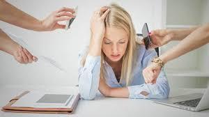A Mulher se estressa mais que o homem?
