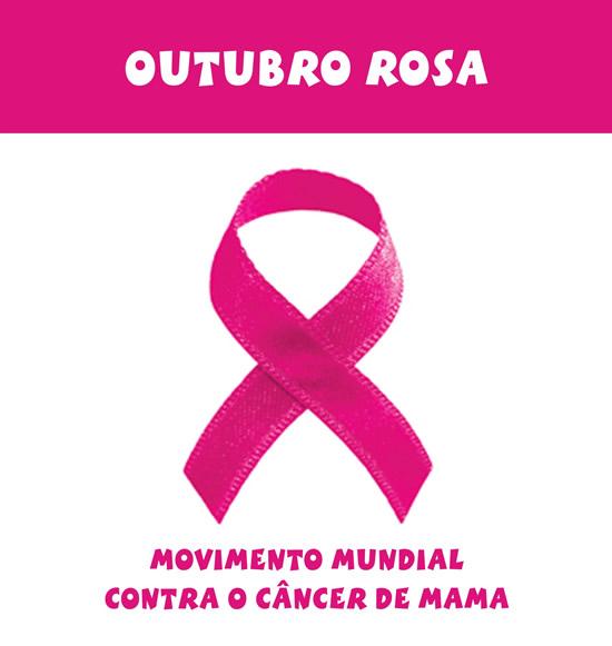badd98a0a94f8 Outubro Rosa é uma campanha de conscientização que tem como objetivo  principal alertar as mulheres e a sociedade sobre a importância da  prevenção e do ...