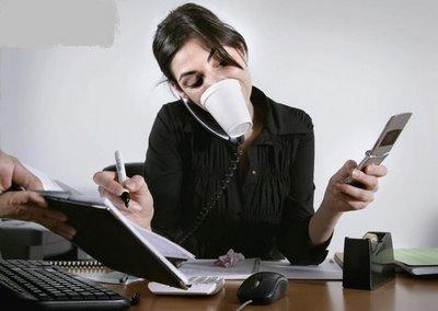 Você é uma Workaholic?