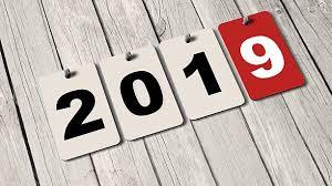 Dez dicas para levar a sério em 2019