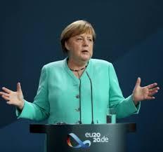 Merkel é a mulher mais poderosa do mundo
