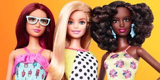 Barbie ganha três novos tipos de corpo