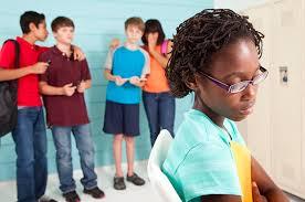 Bullying: crianças amedrontadas