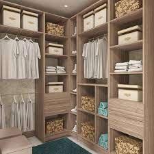 O closet ideal inclui praticidade, organização e beleza