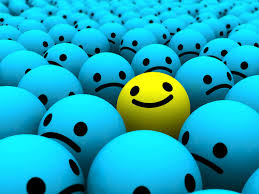 Ser contente e tornar outros contentes é o segredo para receber benção