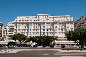 Natal no Hotel Belmond Copacabana Palace