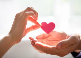 Doação: um ato de amor