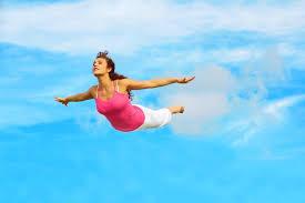 Eu adoro voar