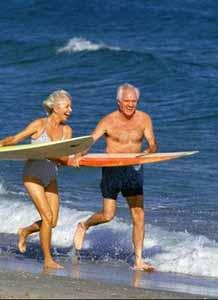 A arte de envelhecer - Por Mayara Paz