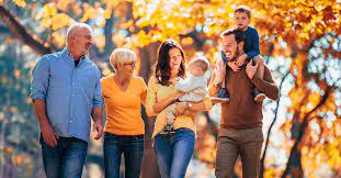 Família: oásis de amor