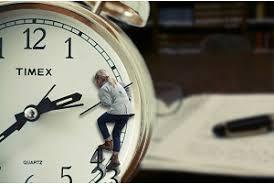 Gestão do tempo e atitudes