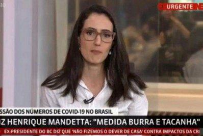 Globonews demite jornalista