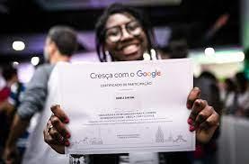 Cresça com o Google para Mulheres