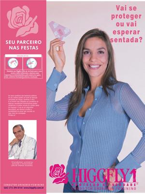 Acessório ajuda mulheres na hora do aperto