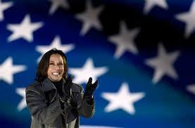Primeira mulher vice dos EUA