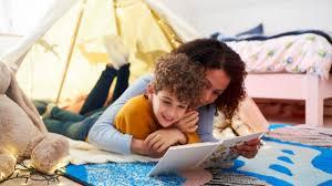Leitura para crianças
