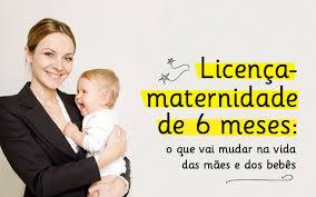 Licença-maternidade estendida