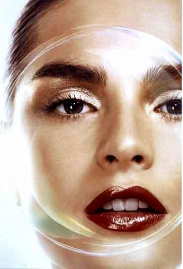 Sugestões Shiseido de make-up para as festas de final de ano
