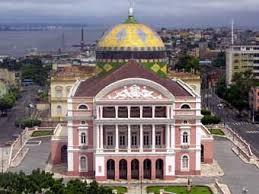Um Passeio pela Cidade de Manaus