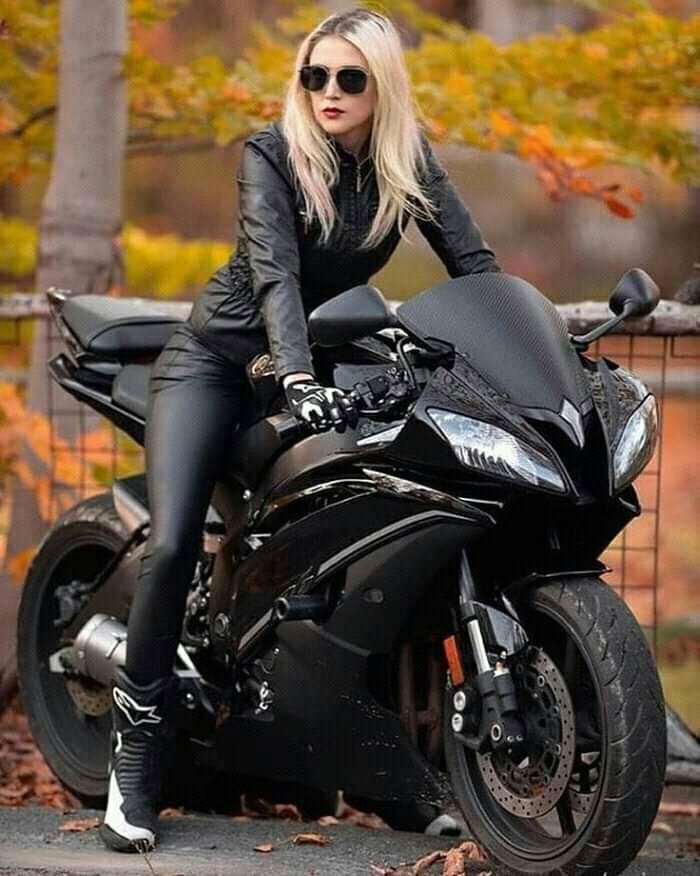 Feliz Dia do Motociclista
