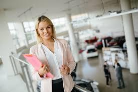 O sucesso da mulher nas vendas