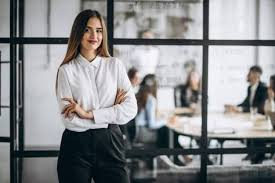 Seja uma empreendedora