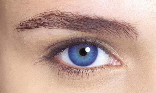 Que tal mudar a cor de seus olhos?