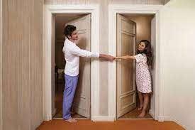 Casais preferem  espaços separados