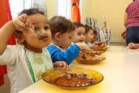 Como a pandemia impactou a alimentação das crianças?