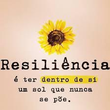 Resiliência: a capacidade de enfrentar os problemas