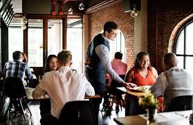 No Restaurante e na Happy hour