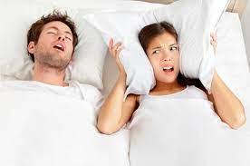 Ronco e Apnéia do Sono: Muitos casais, inclusive, já conseguiram resolver este problema.