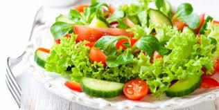 Salada: uma opção saudável para o verão