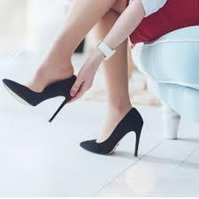 Salto prejudica os pés na velhice, diz estudo