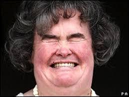 Lições de Susan Boyle