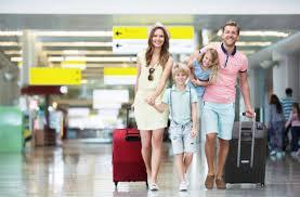 Novas regras para viajar com as crianças!